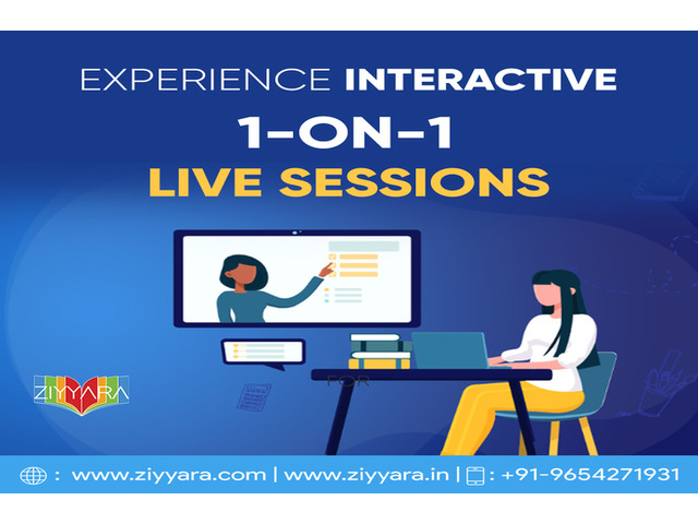 Get The Best One-On-One Live Online Tuition Classes - 2/4