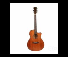 """Vault S360T-SK 41"""" Premium Electro Acoustic Guitar, Fishman Pickup - Image 1/4"""