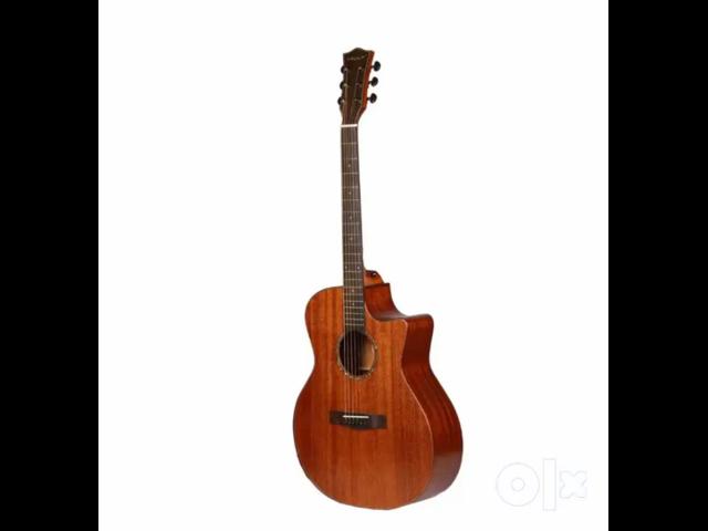 """Vault S360T-SK 41"""" Premium Electro Acoustic Guitar, Fishman Pickup - 2/4"""