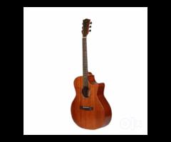 """Vault S360T-SK 41"""" Premium Electro Acoustic Guitar, Fishman Pickup - Image 2/4"""