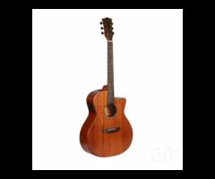 """Vault S360T-SK 41"""" Premium Electro Acoustic Guitar, Fishman Pickup - Image 3/4"""