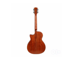 """Vault S360T-SK 41"""" Premium Electro Acoustic Guitar, Fishman Pickup - Image 4/4"""