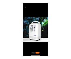 Portable Olive Oxygen Concentrator - Image 1/7