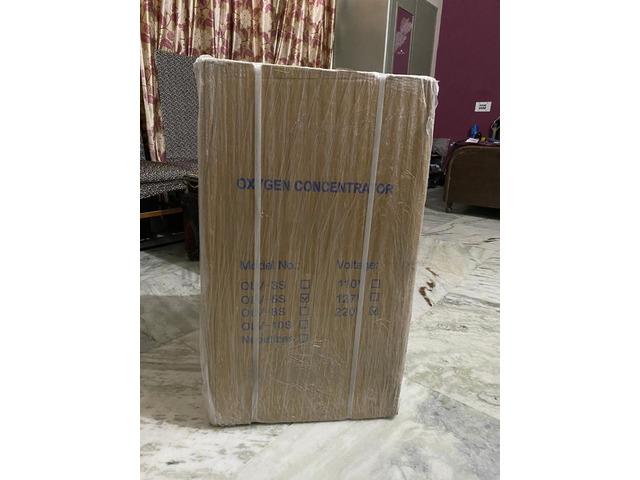 Portable Olive Oxygen Concentrator - 5/7