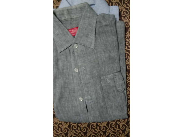 4 FORMAL SHIRTS - CAN BE USED FOR OFFICE AND PARTY WEAR - 2/4