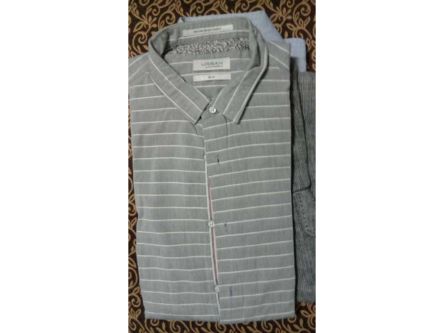 4 FORMAL SHIRTS - CAN BE USED FOR OFFICE AND PARTY WEAR - 3/4