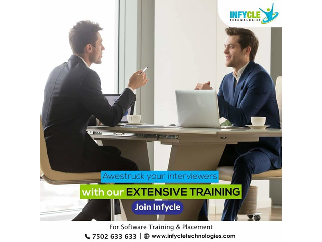 Oracle DBA Training in Chennai | Infycle Technologies - 1/1