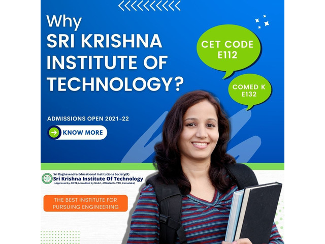 Top Engineering College in Bangalore - 1/5