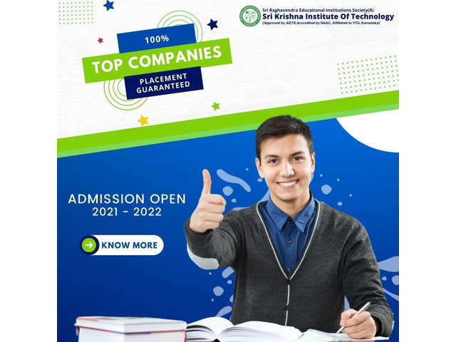 Top Engineering College in Bangalore - 2/5