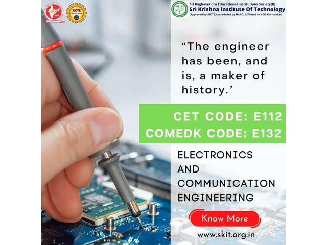 Top Engineering College in Bangalore - 4/5