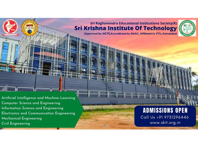 Top Engineering College in Bangalore - 5/5