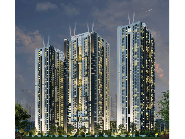 2 & 3 BHK Apartments for Sale in Miyapur, Hyderabad - 1/1