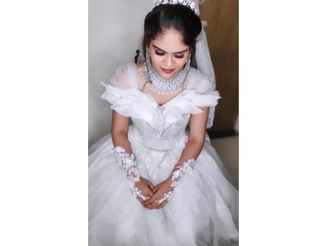 Ball gown wedding dress - 1/1