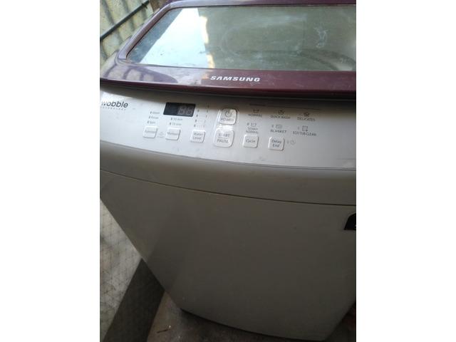 Samsung automatic washing machine - 1/2