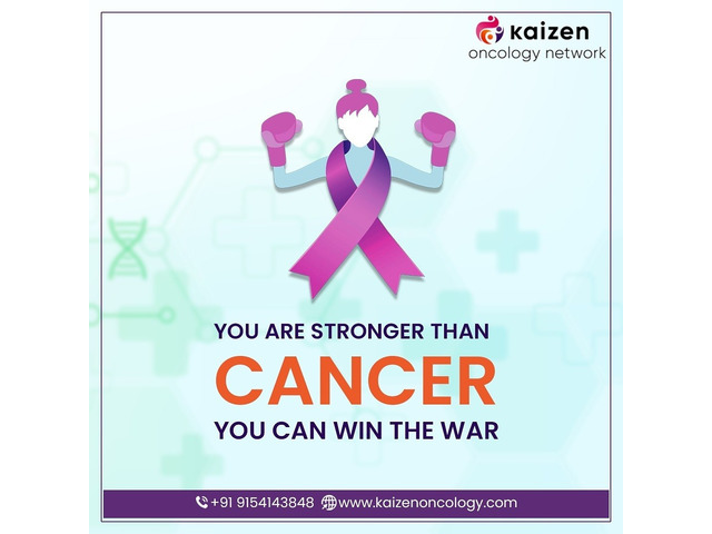 Lung Cancer Treatment in Hyderabad | Kaizenoncology - 1/1