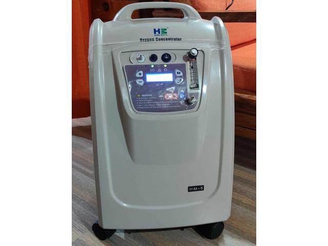 Home medix 5L new oxygen concentrator - 1/3