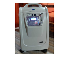 Home medix 5L new oxygen concentrator - Image 1/3