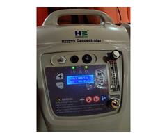Home medix 5L new oxygen concentrator - Image 2/3