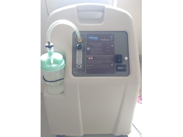 Invacare 10 Litres/min Oxygen concentrator - 1/6