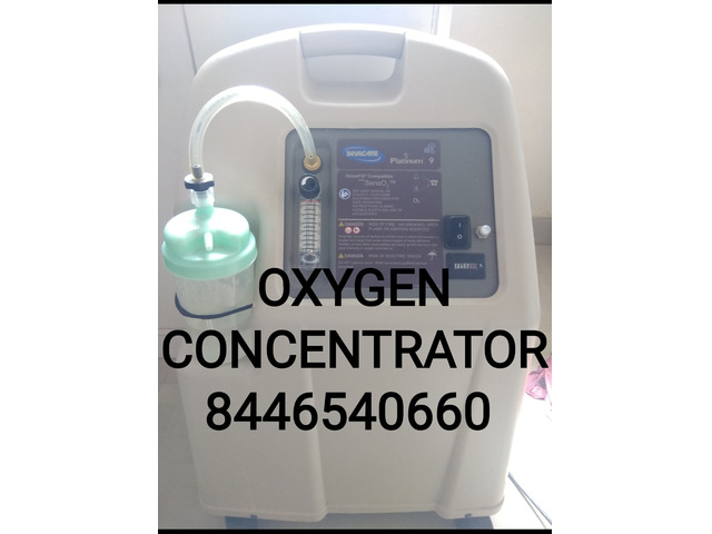 Invacare 10 Litres/min Oxygen concentrator - 5/6