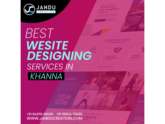 website designing in khanna - 4/5