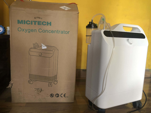 Micitech Oxygen Concentrator - 1/4