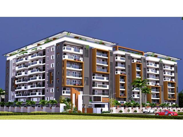 2 BHK Flats/Apartments for sale near Kondapur  Sharvani  - 1/1