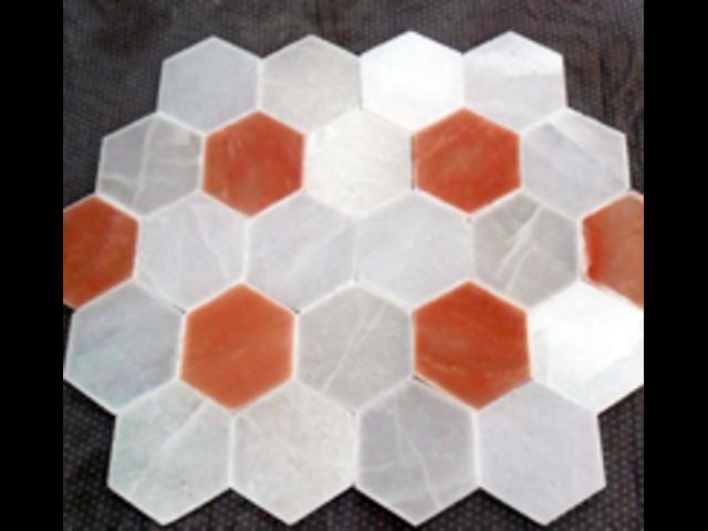 Himalayan Salt Designed Tiles - Al Fajar Enterprises - 1/1