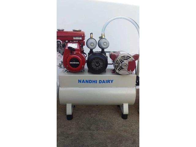 Milking machine - 2/2