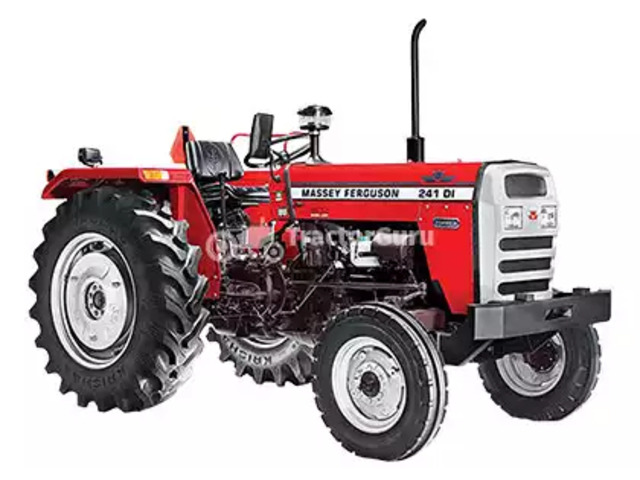 Massey Ferguson -Best Indian Tractor - 1/1
