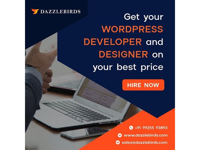 Wordpress Devlopment company in ahmedabad - 1/1