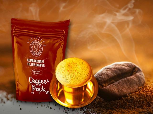 Buy Filter Coffee Powder Online - 1/2