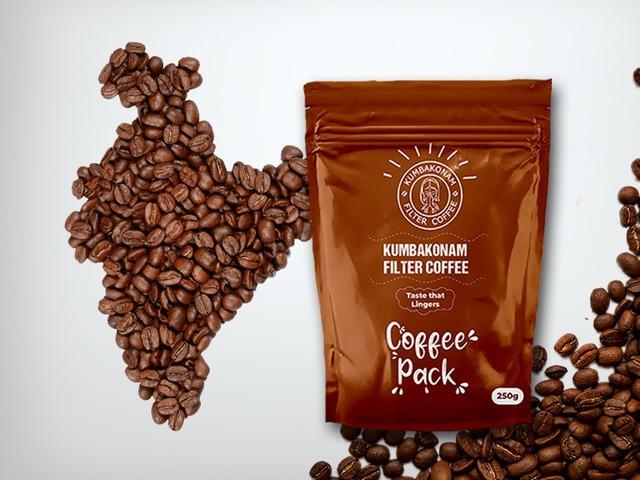 Buy Filter Coffee Powder Online - 2/2
