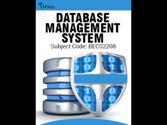uLektz Data Base Management Systems - 1/1