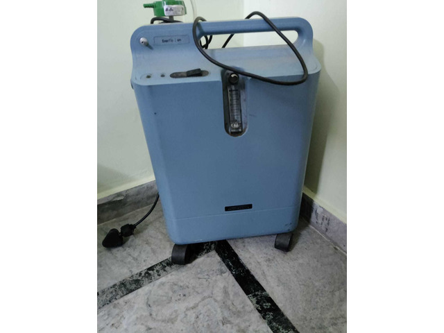 Philips 5 litres oxygen concentrator - 1/4