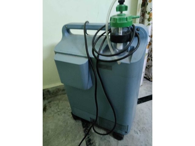 Philips 5 litres oxygen concentrator - 2/4