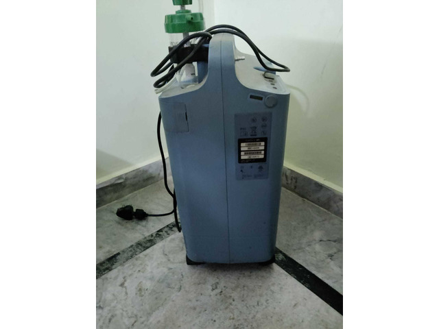 Philips 5 litres oxygen concentrator - 3/4