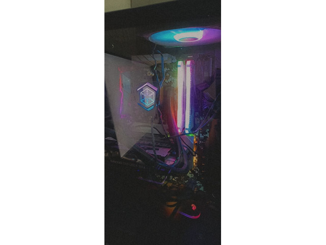 Gaming/workstation Desktop PC setup with RTX 2060 Super 8GB Graphic - 7/8