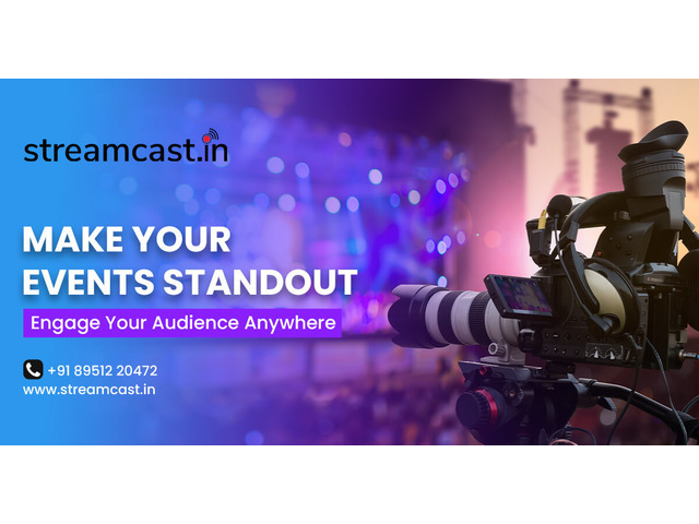 Looking For Best Wedding Live Streaming In Bangalore? - 1/1