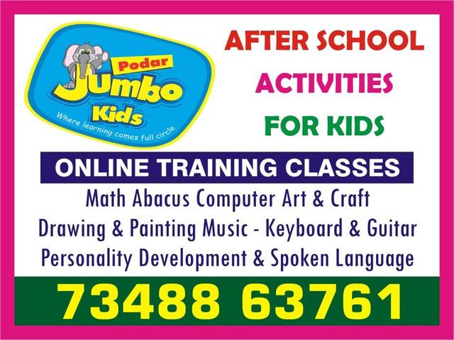 Podar Jumbo Kids Plus   7348863761   after School programs   1938 - 1/1
