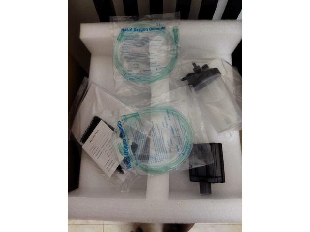 Unused oxygen concentrator - 4/10