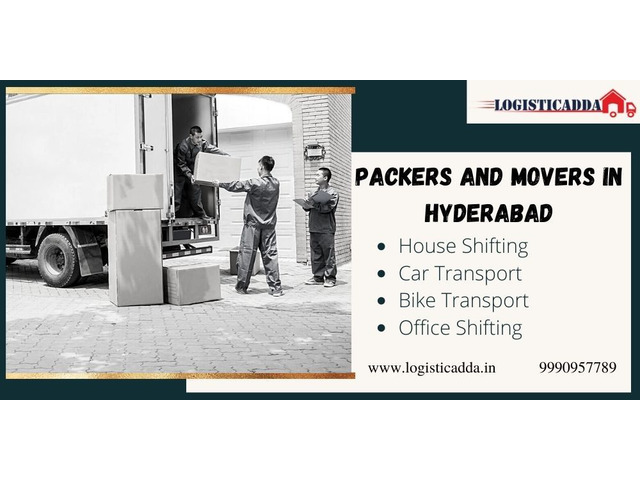 Transport Your Goods With Verified Packers And Movers In Hyderabad - 1/1