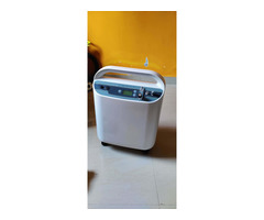 Oxygen Concentrator 5 ltrs/min with nebulizer in unused condition - Image 1/2