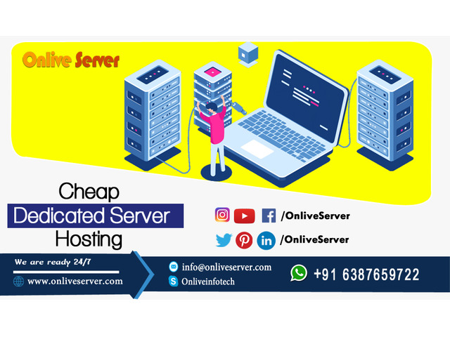 A Cheap Dedicated Server is Easy to Find with Onlive Server - 1/1