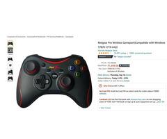 Redgear Pro Wireless Gamepad - Image 2/2