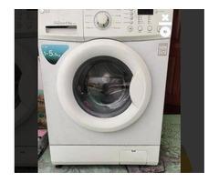 LG Front Load Washing Machine - Image 1/2