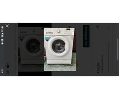 LG Front Load Washing Machine - Image 2/2