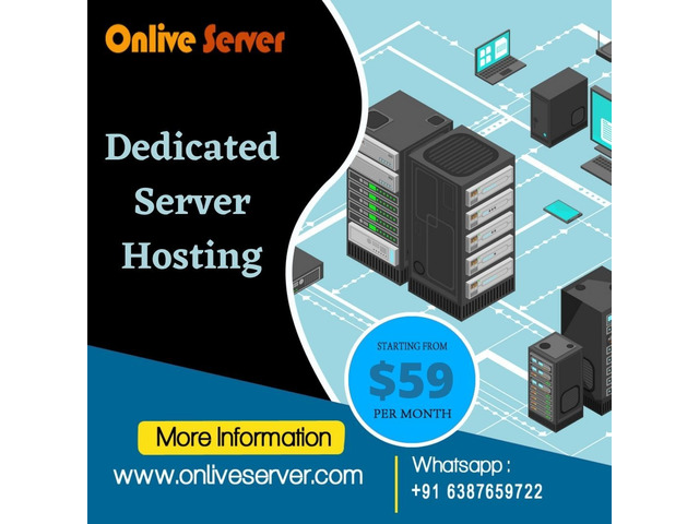 Best Security Features with Dedicated Server Hosting - 1/1