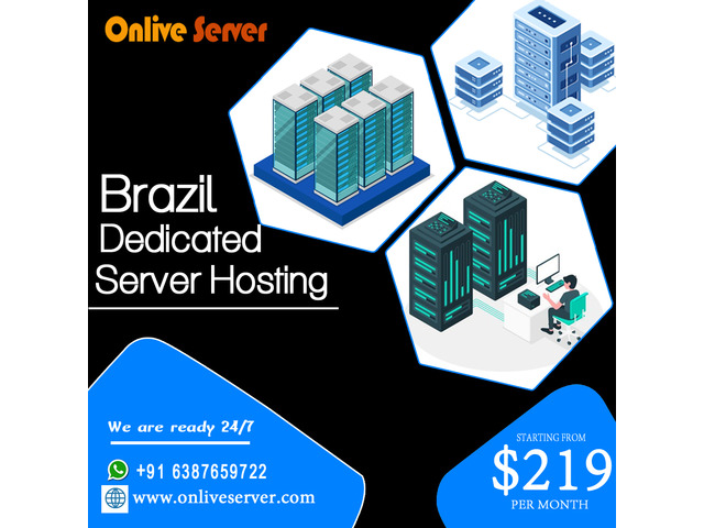 Onlive Server Offers You Brazil Dedicated Server Hosting At Cheapest Price - 1/1