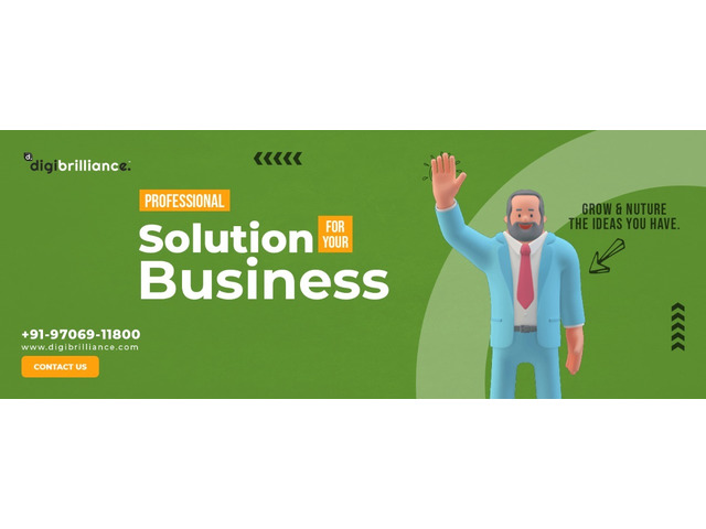 Best Digital Marketing Agency in Guwahati - DigiBrilliance - 2/4